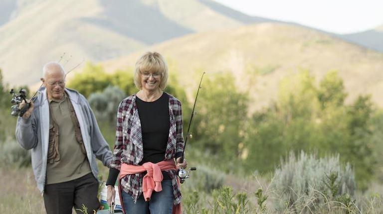 Pacientka VWD Roberta Smith so svojím manželom